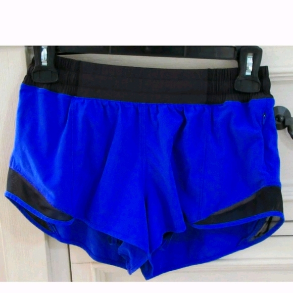 Lululemon hotty hott shorts